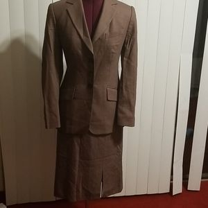 Suit set from escada exclusive for Neiman Marcus.